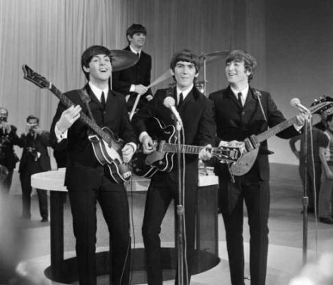 The Beatles, ett inflytelserikt rockband