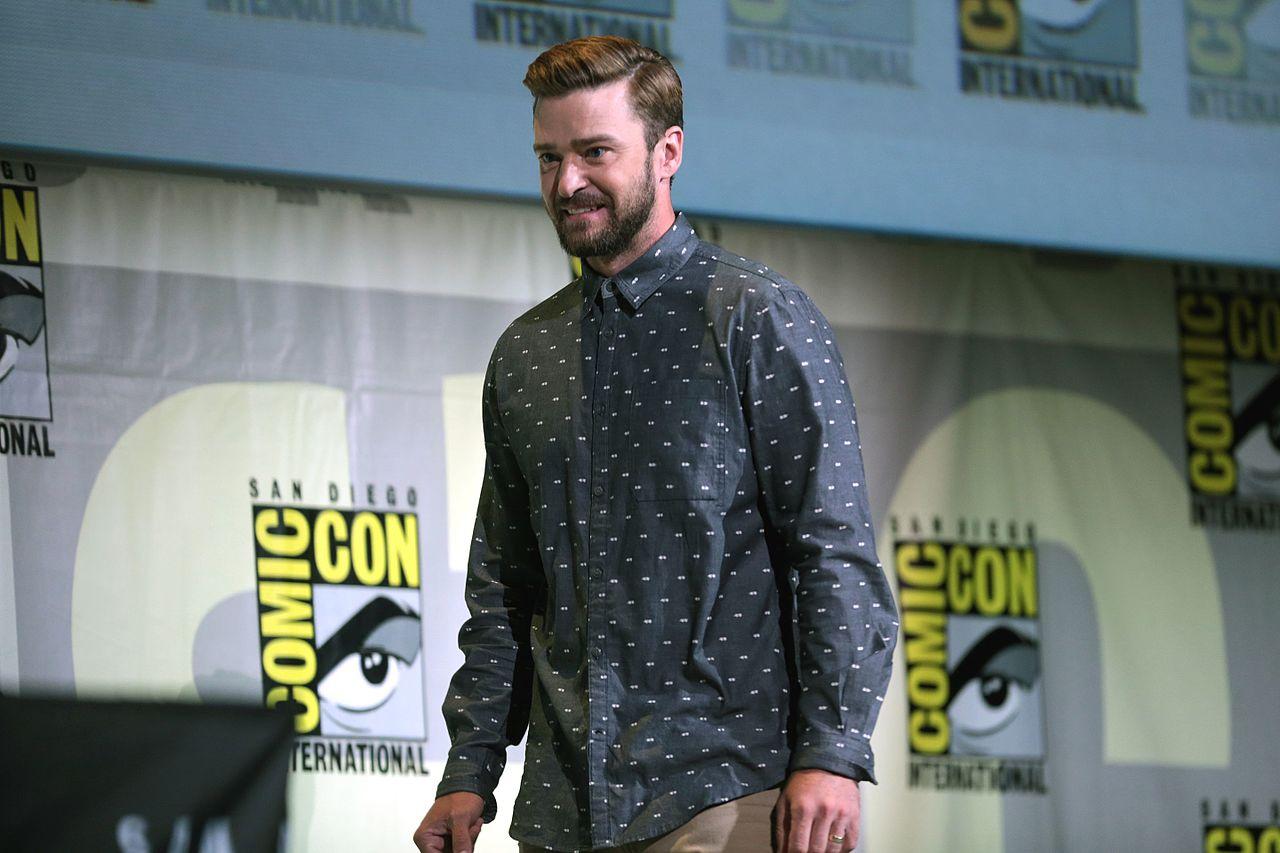 Justin Timberlake, slog igen som ung i tv-program